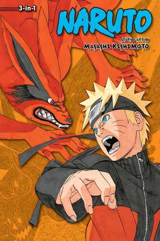Naruto (3-in-1 Edition), Vol. 17: Includes vols. 49, 50 & 51 - Paperback