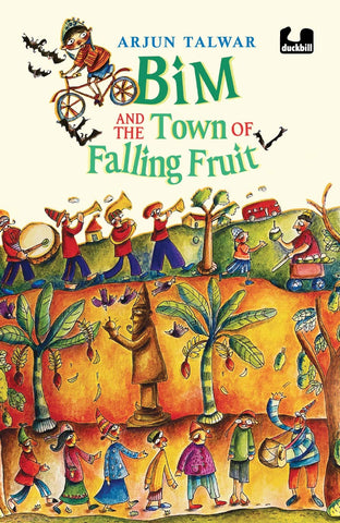 Bim and the Town of Falling Fruit - Paperback