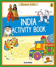 DISCOVER INDIA : INDIA ACTIVITY BOOK - Kool Skool The Bookstore