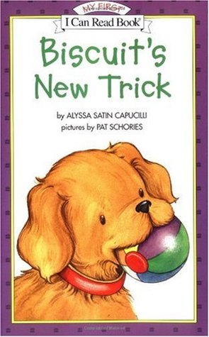 I Can Read : Biscuit's New Trick - Paperback
