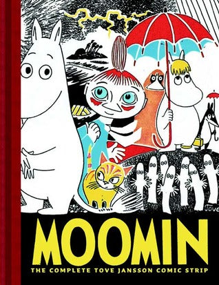 Moomin Book One: The Complete Tove Jansson Comic - Hardback