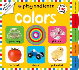 Play and Learn: Colors - Board Book - Kool Skool The Bookstore