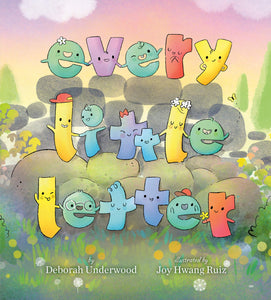 Every Little Letter - Hardback