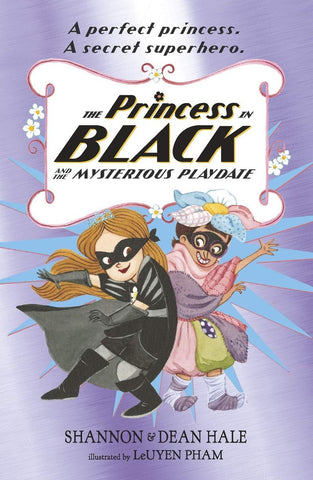 The Princess in Black and the Mysterious - Kool Skool The Bookstore
