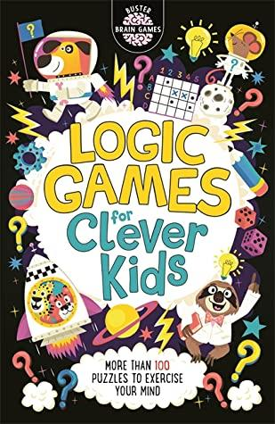 Logic Games for Clever Kids - Kool Skool The Bookstore
