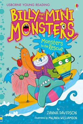 Billy and the Mini Monsters - Monsters to the Rescue - Hardback