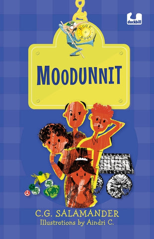 Moodunnit - Paperback