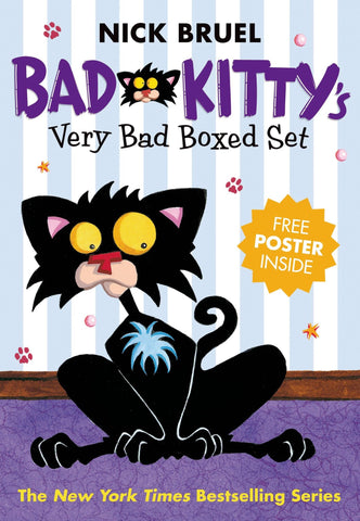 Bad Kitty Boxed Set #1 - Paperback