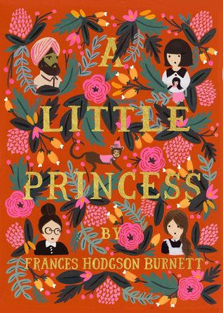 Puffin In Bloom : A Little Princess - Hardback