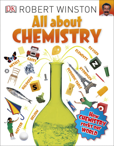 DK : All About Chemistry - Paperback - Kool Skool The Bookstore