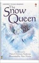 Usborne Young Reading Lev-2 : The Snow Queen - Kool Skool The Bookstore