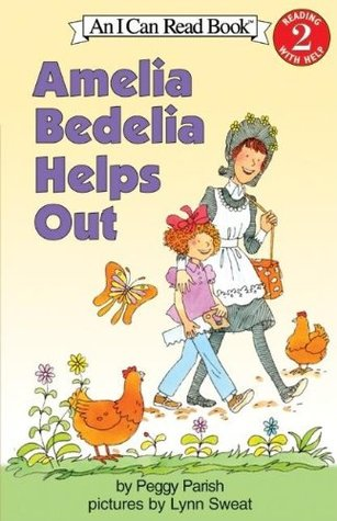 I Can Read Level 2 : Amelia Bedelia Helps Out - Paperback