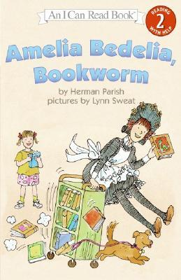I Can Read level 2 : Amelia Bedelia, Bookworm - Paperback