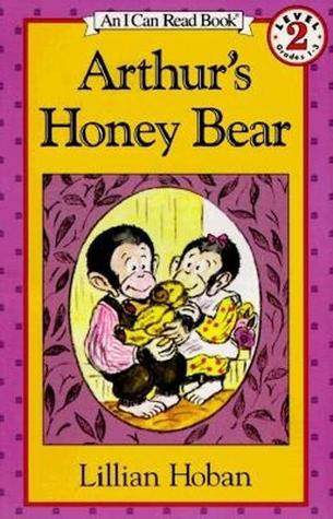 I Can Read Level 2 ARTHUR'S HONEY BEAR- paperback