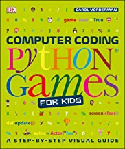 Computer Coding Python Games for Kids (Dk) - Kool Skool The Bookstore