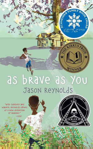 As Brave As You - Paperback