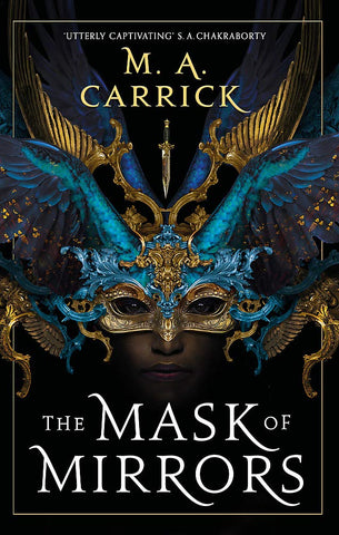 Rook & Rose #1 : The Mask of Mirrors  - Paperback