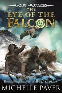 Eye of the Falcon (Gods and Warriors Boo - Kool Skool The Bookstore