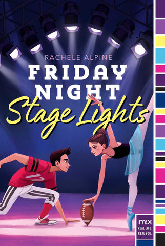 Friday Night Stage Lights - Paperback