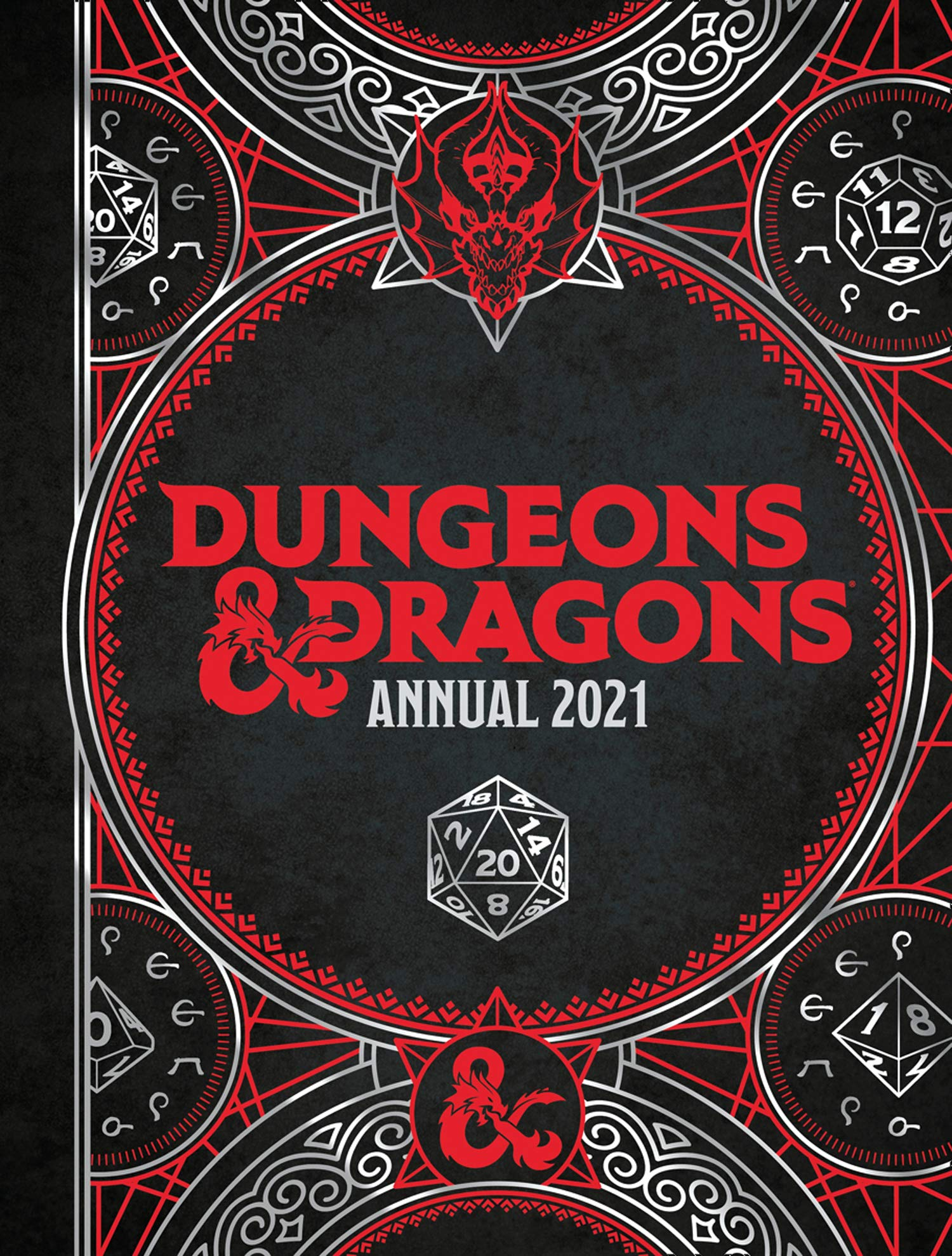 Dungeons & Dragons Annual 2021 - Hardback