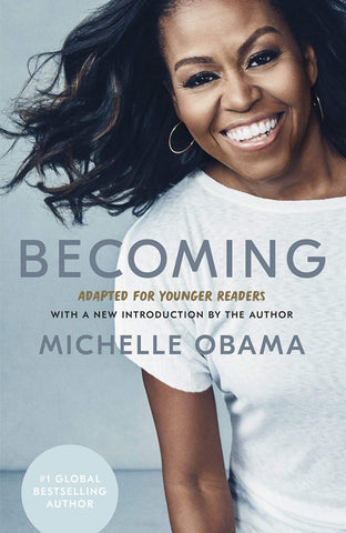 Becoming: Adapted for Younger Readers - Hardback