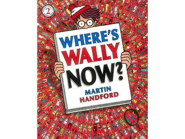 Where's Wally Now ? - Paperback