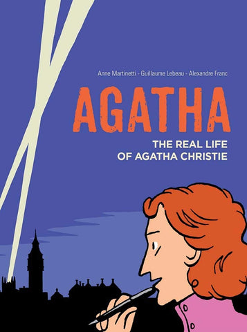 Agatha: The Real Life of Agatha Christie - Paperback