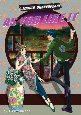 Manga Shakespeare: As You Like It - Paperback