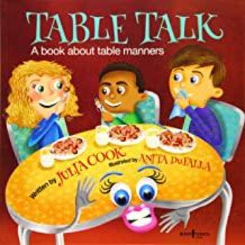 Table Talk (Building Relationships) - Kool Skool The Bookstore