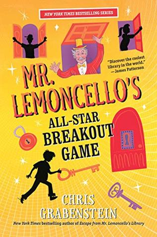 Mr. Lemoncello's Library #4 : Mr. Lemoncello's All-Star Breakout Game - Paperback - Kool Skool The Bookstore