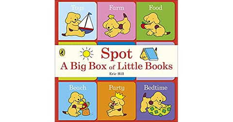 SPOT A BIG BOX OF LITTLE BOOKS - Kool Skool The Bookstore
