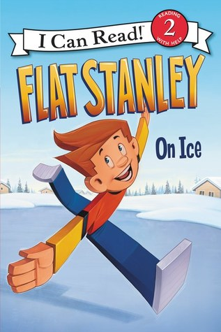 I Can Read Level  2 : Flat Stanley : On Ice -Paperback