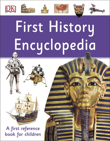 First History Encyclopedia - Paperback - Kool Skool The Bookstore