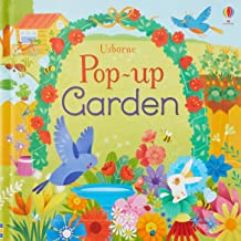 Usborne : Pop Up Garden - Hardback