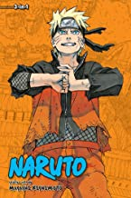 NARUTO 3-IN-1 V22 - Kool Skool The Bookstore