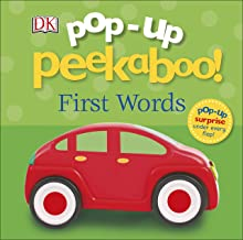 Pop-Up Peekaboo! First Words - Kool Skool The Bookstore