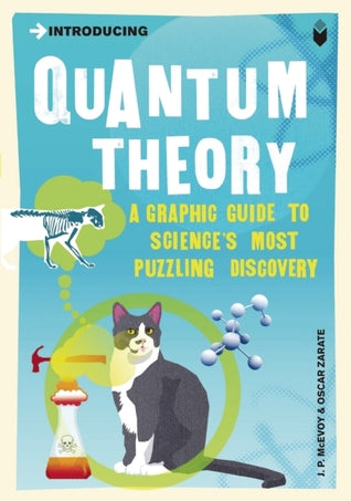 Introducing Quantum Theory: A Graphic Guide to Science's Most Puzzling Discovery - Paperback - Kool Skool The Bookstore