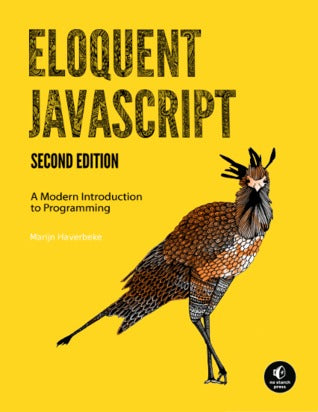 ELOQUENT JAVASCRIPT : SECOND EDITION - Kool Skool The Bookstore