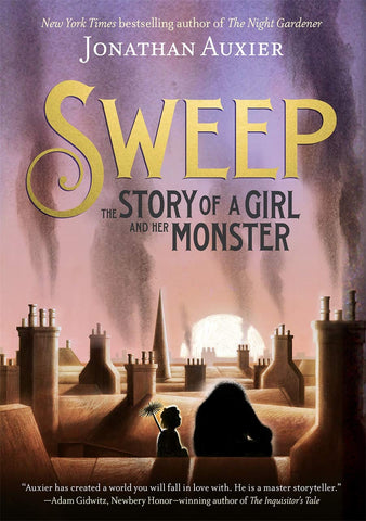 Sweep: The Story of a Girl and Her Monster - Paperback