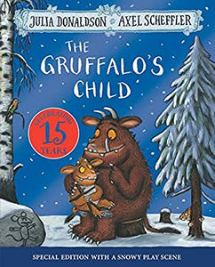 The Gruffalo's Child 15 Anniversary Edition - Paperback - Kool Skool The Bookstore