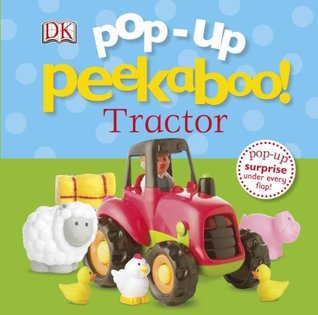 DK : Pop-Up Peekaboo! Tractor - Kool Skool The Bookstore