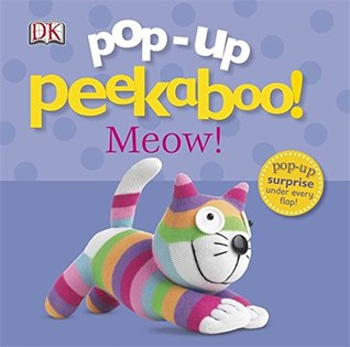 DK : Pop-Up Peekaboo! Kitten - Kool Skool The Bookstore