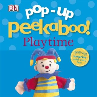 DK : Pop-Up Peekaboo! Playtime - Kool Skool The Bookstore