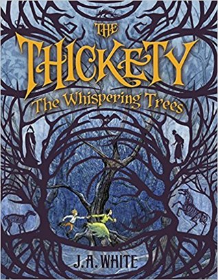 THICKETY: THE WHISPERING TREES - Kool Skool The Bookstore