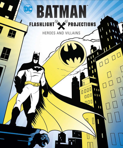 Batman: Flashlight Projections - Hardback
