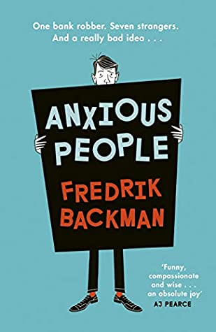 Anxious People - Hardback
