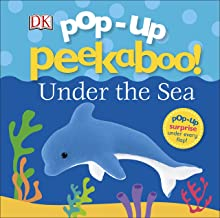 DK : POP - UP PEEKABOO! UNDER THE SEA ( HB ) - Kool Skool The Bookstore