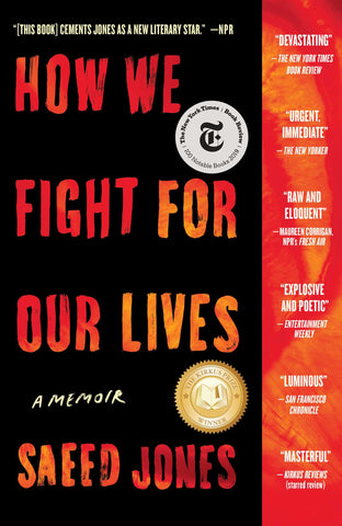 How We Fight for Our Lives : A Memoir  - Paperback