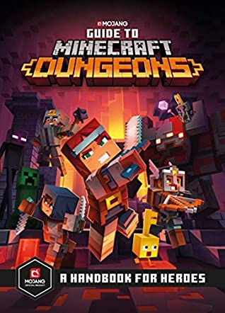 Guide to Minecraft Dungeons - Hardcover