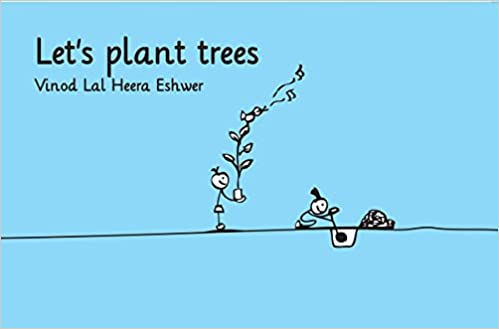 Tulika : Let's plant Trees-English - Kool Skool The Bookstore